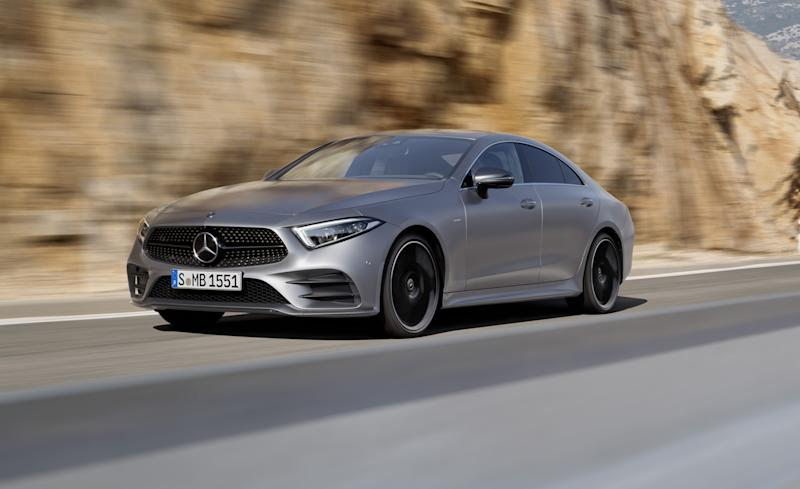 It Was The Introduction Of The First Mercedes Benz CLS Class 13 Years Ago  That Vaulted The Term U201cfour Door Coupeu201d Into Our Collective Vocabulary, ...