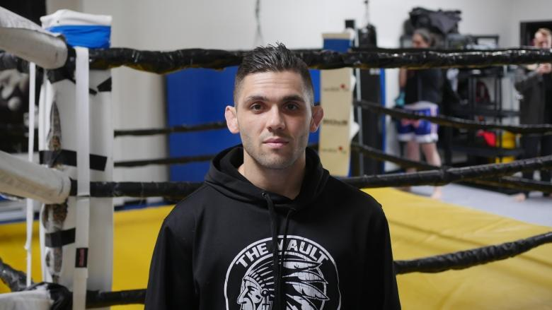 Fresh off his first UFC win, Newfoundland fighter Gavin Tucker preps for the future