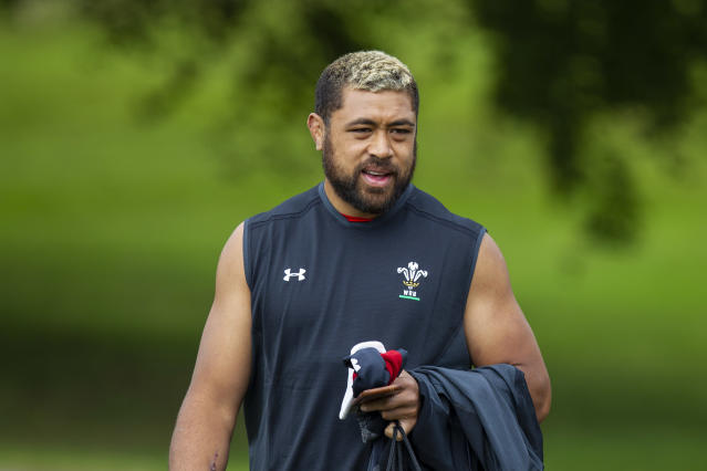 Taulupe Faletau misses out (Mark Hawkins/Getty Images)