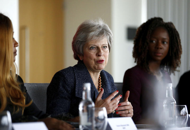 Britain mulls making firms disclose ethnicity pay gap