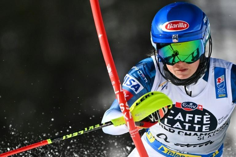 Mikaela Shiffrin is a perfectionist who can take as much pleasure from a well-executed turn as from another medal