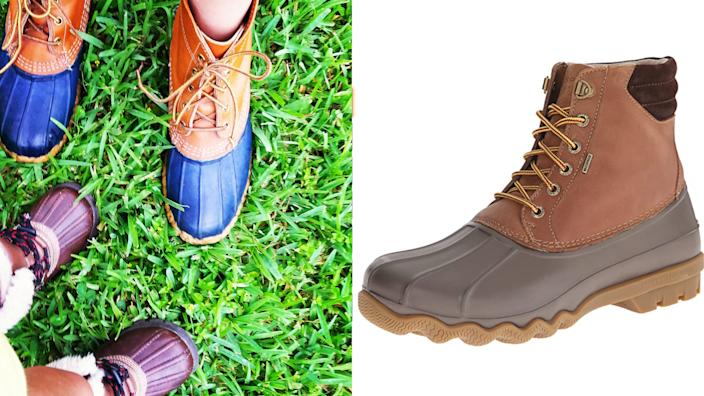 Best gifts for teen boys: Duck boots