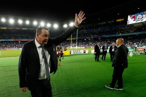 New Zealand coach Steve Hansen is stepping down after the game