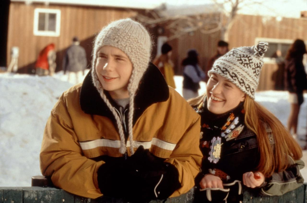 <p>Obvious choice. If you haven't seen this Nickelodeon-produced movie from 2000, now is the time.</p>