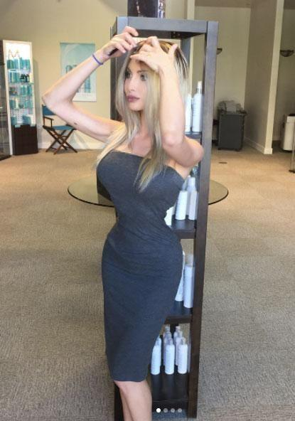 Olivia Newton-John's daughter Chloe Lattanzi has addressed the scrutiny she has faced for flaunting a