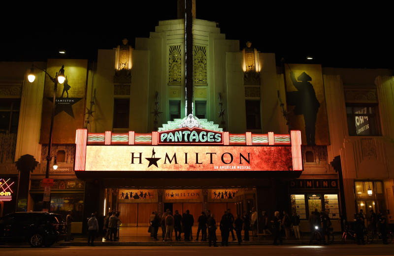 Three injured after medical emergency at Hamilton performance mistaken for active shooter