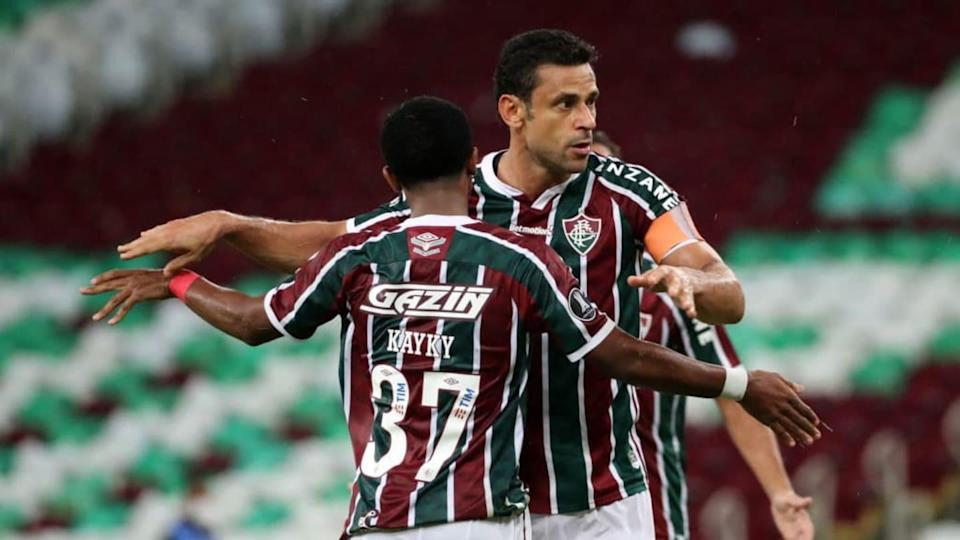 Fluminense vai a campo com time titular | Pool/Getty Images