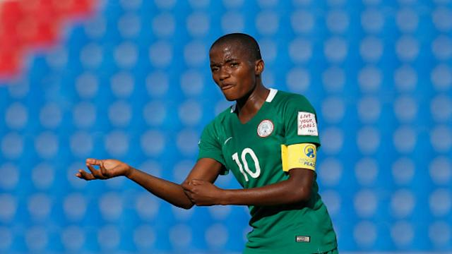 Having secured a first leg win in Polokwane, Christopher Danjuma's ladies moved an inch closer to booking their place in France 2018