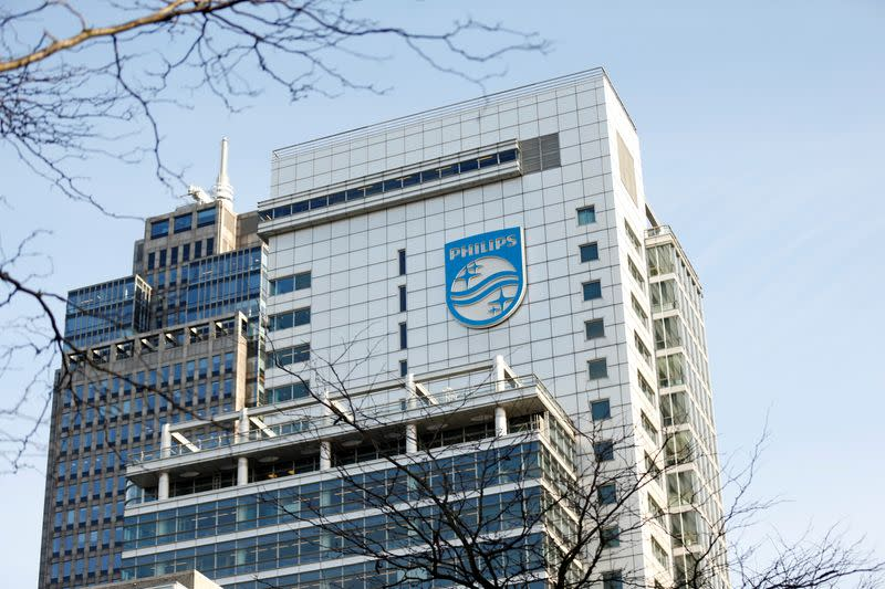 Surging demand for medical equipment puts Philips on course for second-half recovery