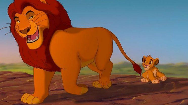 Disney's original 'The Lion King'