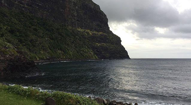 Lord Howe Island. Source: AAP Image/Julian Drape