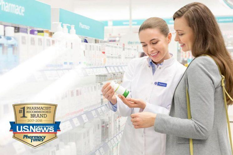 For more than 20 years, the industry trade publication Pharmacy Times has surveyed pharmacists nationwide to pinpoint their recommendations on a range of over-the-counter products. (GETTY IMAGES)