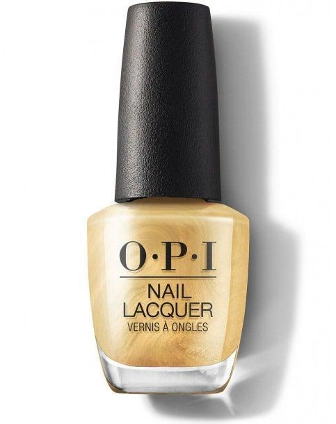 "<h3>This Gold Sleighs Me</h3><br>Like jewellery, you can't go wrong with nail polish in yellow gold.<br><br><strong>OPI</strong> This Gold Sleighs Me Nail Lacquer, $, available at <a href=""https://www.opiuk.com/shop/this-gold-sleighs-me-nail-lacquer.html"" rel=""nofollow noopener"" target=""_blank"" data-ylk=""slk:OPI"" class=""link rapid-noclick-resp"">OPI</a>"