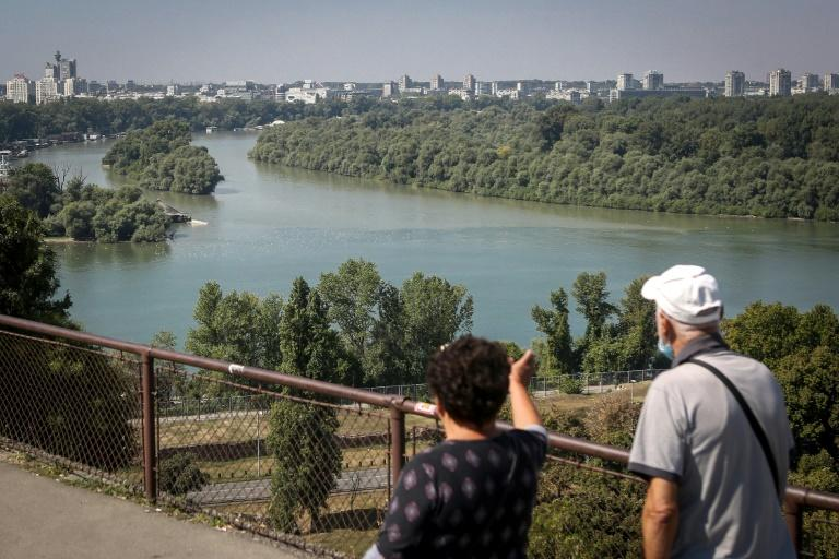 Brown Danube: How Belgrade's sewers taint Europe's famous river