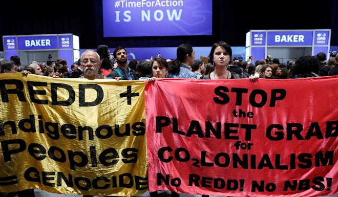 Creating a global carbon market has proved to be the trickiest question for COP25 participants. Photo: EPA-EFE