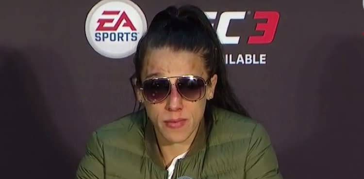 Joanna Jedrzejczyk Issues Statement on Cancelled UFC 231 Title Fight