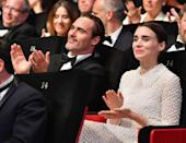 """<p>The actors have reportedly welcomed a baby boy named River.</p><p>The news was revealed during the Zurich Film Festival by director Viktor Kossakovsky, who was promoting his new film Gunda, on which Phoenix is an executive producer, <a href=""""https://metro.co.uk/2020/09/27/joaquin-phoenix-and-rooney-mara-welcome-a-baby-boy-named-river-after-actors-late-brother-13335359/?ito=push-notification&ci=36419&si=9517634"""" rel=""""nofollow noopener"""" target=""""_blank"""" data-ylk=""""slk:Metro"""" class=""""link rapid-noclick-resp"""">Metro</a> reports. </p><p>Speaking of the Oscar winner, Phoenix said: 'He just got a baby, by the way, his name was… a beautiful son called River, so he cannot promote it [the film] now.'</p><p>Phoenix's brother, River Phoenix, died at the age of 23 in 1993.</p>"""
