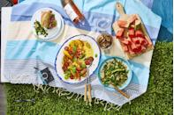 """<p>A touch of honey and a little Champagne vinegar take peak summer tomatoes and make them ethereal.</p><p><strong><a href=""""https://www.countryliving.com/food-drinks/a33217435/heirloom-tomato-salad-recipe/"""" rel=""""nofollow noopener"""" target=""""_blank"""" data-ylk=""""slk:Get the recipe"""" class=""""link rapid-noclick-resp"""">Get the recipe</a>.</strong></p>"""
