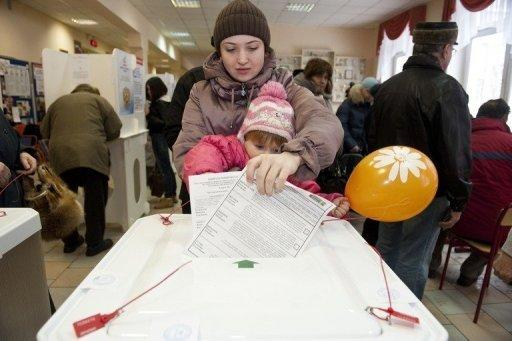 Some voting for Vladimir Putin at Moscow polling stations said they saw no alternative to their strongman leader, but others gave starkly different verdicts on the man who has dominated Russian politics for over a decade