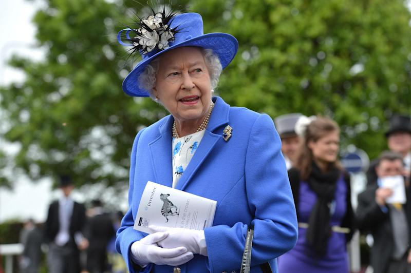 Sapphire Jubilee: The Queen celebrated 65 years on the throne earlier this year: Ben Stansall/WPA Pool/Getty Images