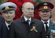 Critics say Moscow is seeking to outlaw opposition to President Vladimir Putin