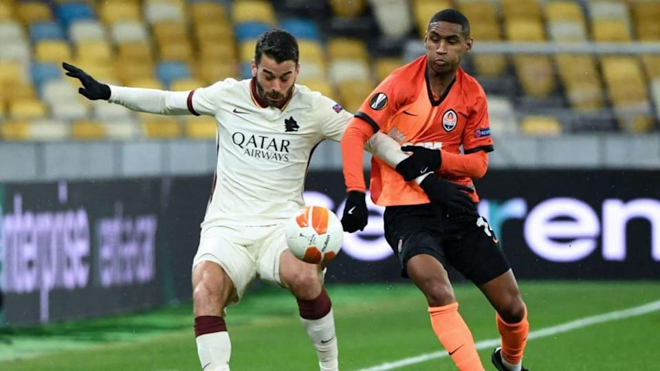 Spinazzola in azione | SERGEI SUPINSKY/Getty Images