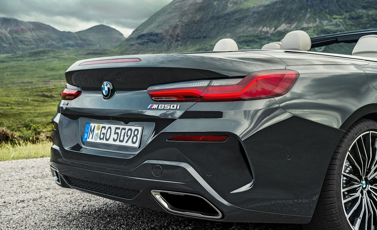 "<p>There's something about this little bit of alphanumeric chicanery BMW is pulling here that's a tad offensively simplistic. <a rel=""nofollow"" href=""https://www.caranddriver.com/bmw/8-series"">The new 8-series</a> is not bigger than the 7-series. It is, in fact, 16.1 inches shorter overall. It's even 1.8 inches shorter than was the 6-series two-door that it replaces. It is, however, the same width as that last generation of BMW's big coupe, and its roof is actually slightly higher. Despite a smarter mix of high-strength steel, aluminum, and even a small amount of structural carbon fiber around the center tunnel, the curb weight for the M850i xDrive convertible we drove here, BMW claims, is actually a touch heavier than the equivalent 6-series.</p>"