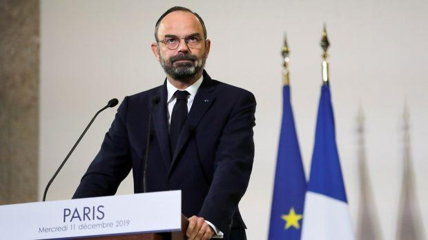 French Prime Minister Edouard Philippe