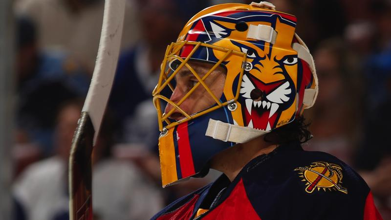 Panthers Roberto Luongo Announces Retirement In Farewell Letter