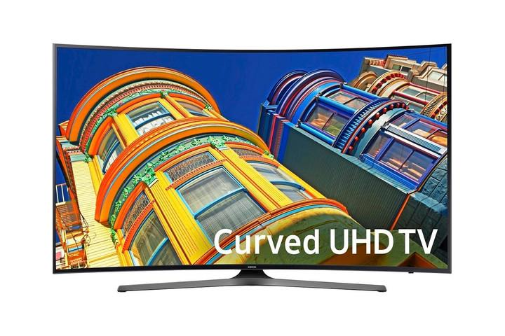 SAMSUNG 55″ CURVED SMART UHD 4K TV + FREE $70 GIFT CARD