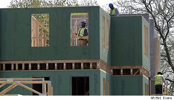 New home sales up 2.3 percent in April; record high prices