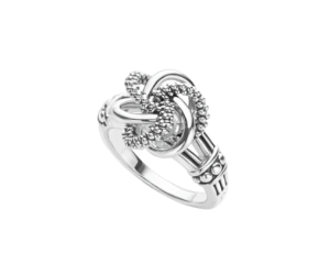 "<span class=""caption"">Lagos 'Love Knot' Ring</span> <span class=""credit"">Nordstrom</span>"