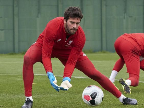 Alisson was the final piece of the puzzle, according to Mourinho(Getty)
