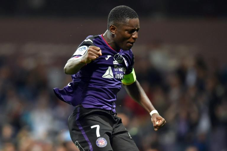 Max Alain Gradel scored when Toulouse beat Lille in October