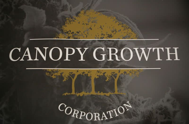 Canopy Growth posts smaller loss as it cut costs, demand rose