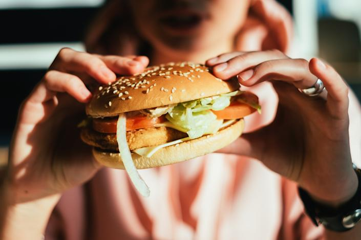 TikTok creators are offering meal support for people in need. (Photo: Getty Images)