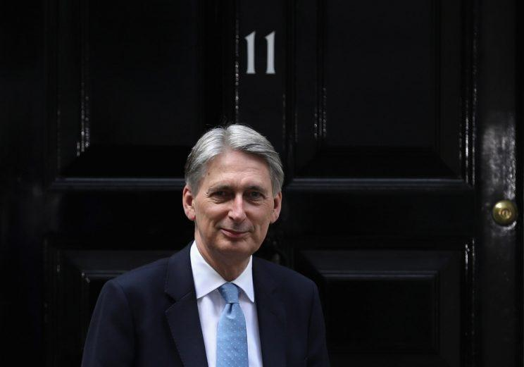 Chancellor Philip Hammond has reportedly described public sector workers as 'overpaid' (Dan Kitwood/Getty Images)