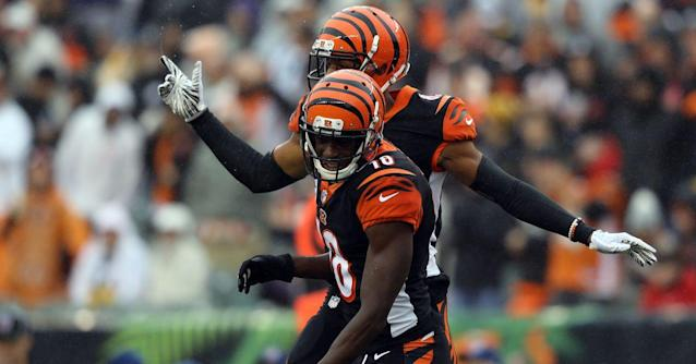 A.J. Green and Tyler Boyd ranked amongst best receiving duos in NFL