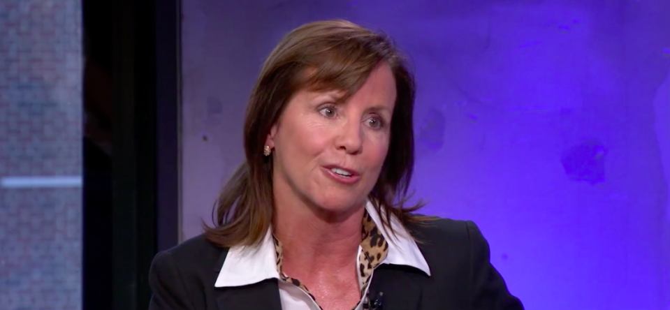 Jean Case, the CEO of The Case Foundation, joins Yahoo Finance's 'Midday Movers' for a discussion about fostering female entrepreneurship.