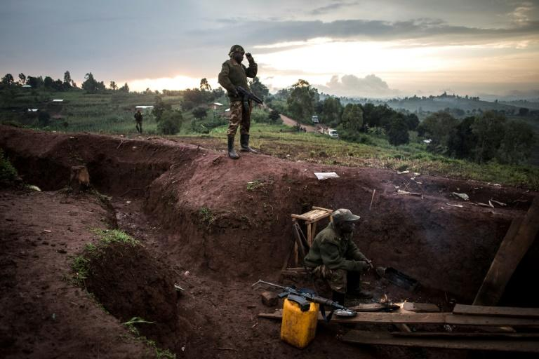 DR Congo troops have been targeting armed local and foreign groups in the east of the country and have killed two Hutu militia leaders in recent weeks
