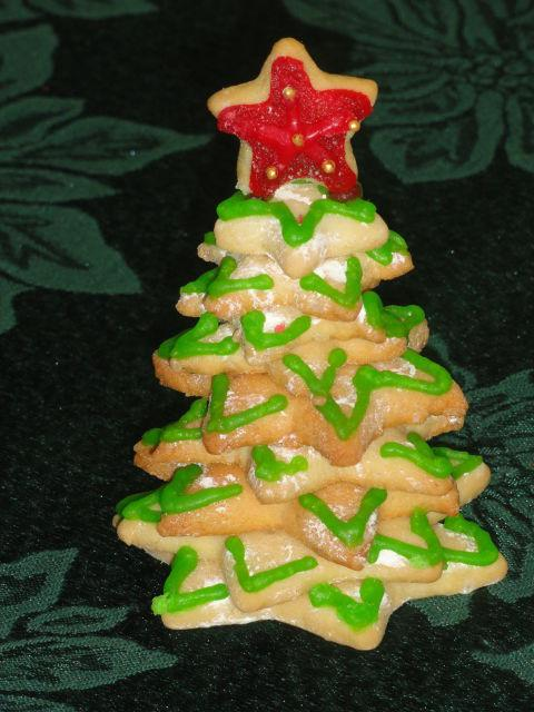 Cookie Christmas Trees That You Can Eat To Get In The Holiday Mood!