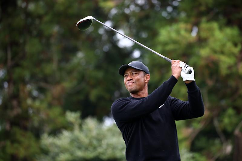 Tiger Woods Leads ZOZO Championship With Opening Round 64