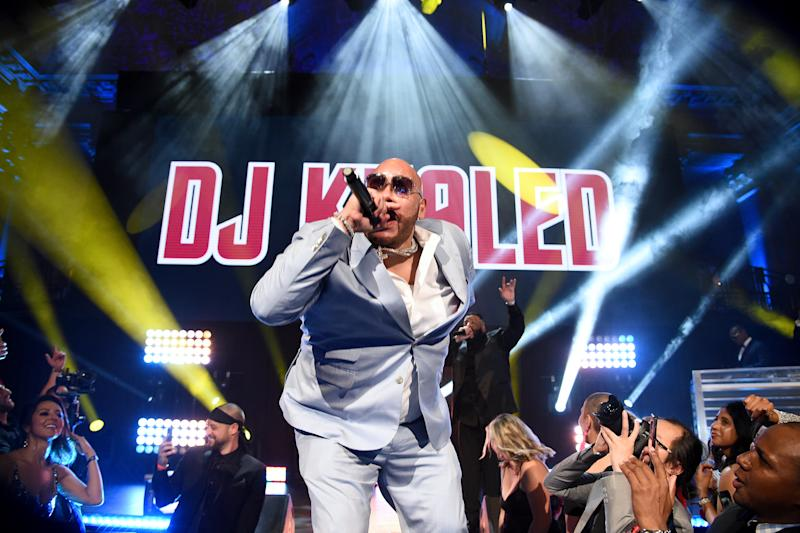 Fat Joe performs on stage during Rihanna's 5th Annual Diamond Ball Benefitting The Clara Lionel Foundation at Cipriani Wall Street on September 12, 2019 in New York City. | Dimitrios Kambouris—Getty Images for Diamond Ball