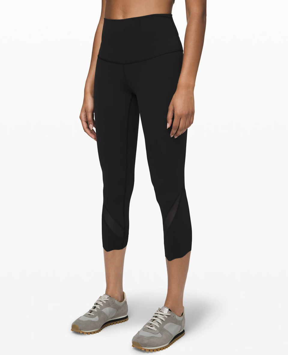 "<p><strong>Lululemon</strong></p><p>lululemon.com</p><p><a href=""https://go.redirectingat.com?id=74968X1596630&url=https%3A%2F%2Fshop.lululemon.com%2Fp%2Fwomen-pants%2FWunder-Under-CropII-Scallop-Lux-MD%2F_%2Fprod10000013&sref=https%3A%2F%2Fwww.seventeen.com%2Ffashion%2Fg34041215%2Flululemon-black-friday-deals-2020%2F"" rel=""nofollow noopener"" target=""_blank"" data-ylk=""slk:Shop Now"" class=""link rapid-noclick-resp"">Shop Now</a></p><p><strong><del>$88</del> $59 (33% off)</strong></p><p>Ask anyone about <a href=""https://go.redirectingat.com/?id=74968X1525086&xs=1&url=https%3A%2F%2Fshop.lululemon.com%2F&sref=https%3A%2F%2Fwww.seventeen.com%2Ffashion%2Fg34041215%2Flululemon-black-friday-deals-2020%2F&xcust=%5Butm_source%7C%5Butm_campaign%7C%5Butm_medium%7C%5Bgclid%7C%5Bmsclkid%7C%5Bfbclid%7C%5Brefdomain%7C%5Bcontent_id%7C731776fa-8803-48b7-90b9-8b8f8c62f98c%5Bcontent_product_id%7C%5Bproduct_retailer_id%7C"" rel=""nofollow noopener"" target=""_blank"" data-ylk=""slk:Lululemon"" class=""link rapid-noclick-resp"">Lululemon</a> and chances are you'll be treated to a 20-minute speech about the life-changing fit of the <a href=""https://shop.lululemon.com/p/women-pants/Wunder-Under-CropII-Scallop-Lux-MD/_/prod10000013"" rel=""nofollow noopener"" target=""_blank"" data-ylk=""slk:Wunder Under Tight"" class=""link rapid-noclick-resp"">Wunder Under Tight</a>. Shop this mesh cropped version now.</p>"