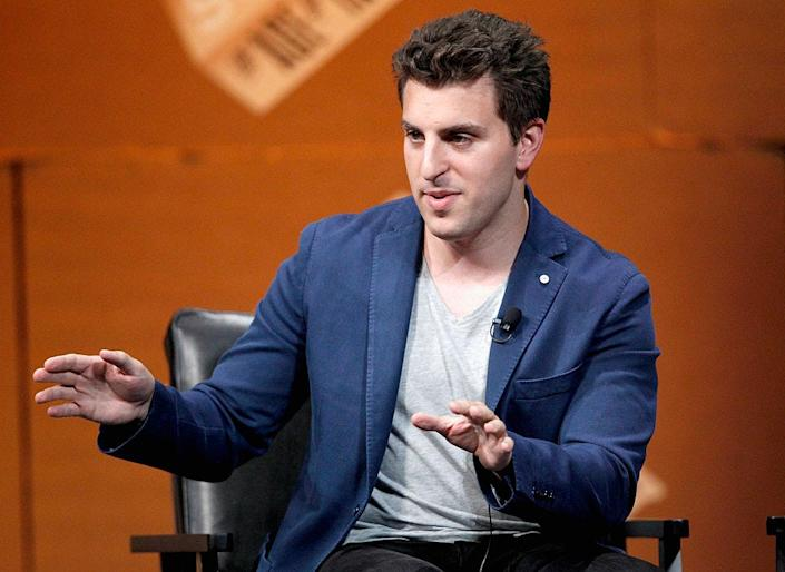 Airbnb has said it's looking to go public in 2020.
