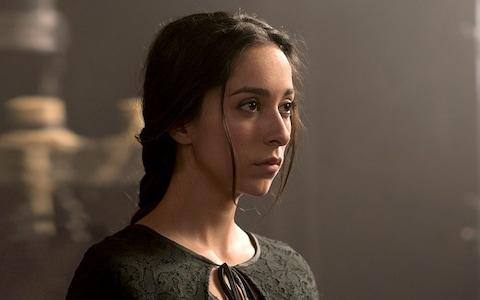 Oona Chaplin as Talisa Stark - Credit: HBO