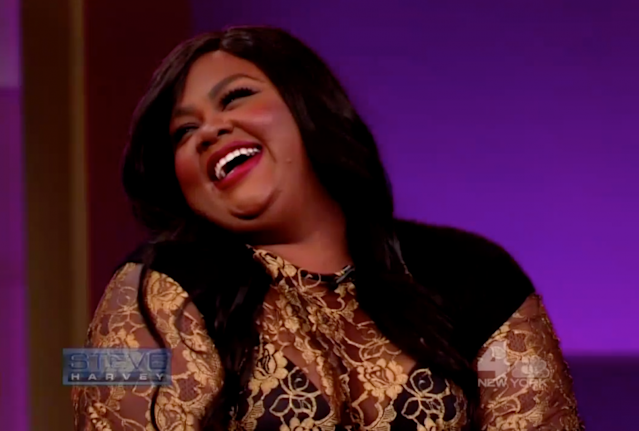 Nicole Byer on <em>Steve Harvey</em>. (Photo: NBC)