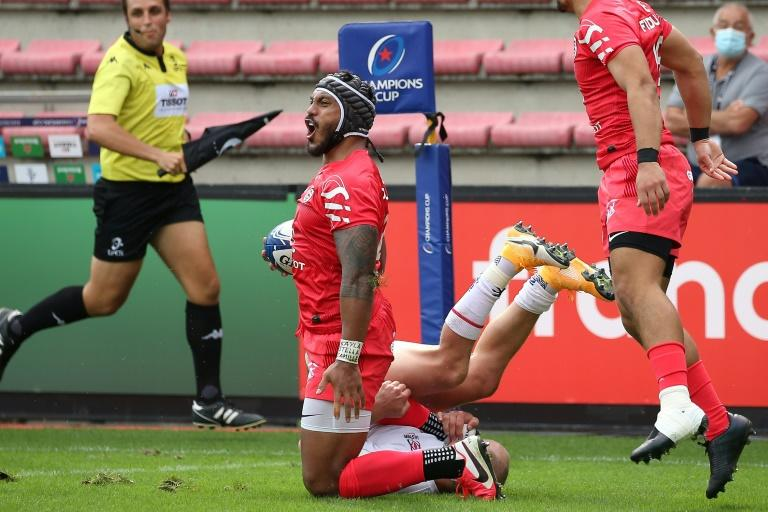 Ahki's Toulouse to 'push on' with Champions Cup semi-final