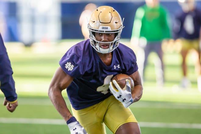 Notre Dame Missing Three Players At Pitt, Including WR Kevin Austin