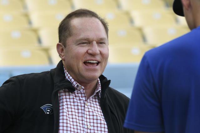 Outspoken sports agent Scott Boras weighed in again on MLB's perceived issues at the GM meetings. (AP)